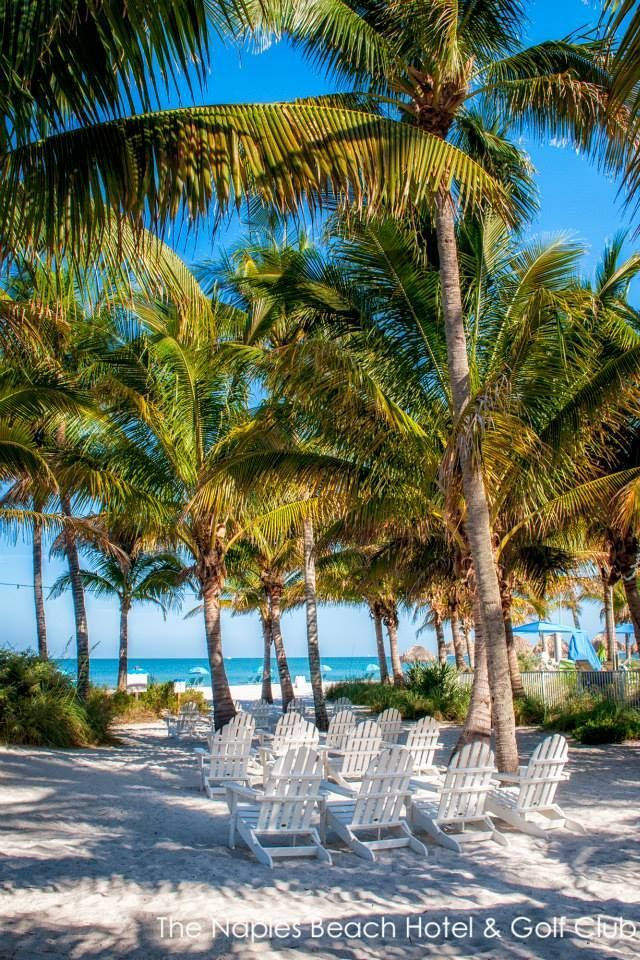 Naples Beach Hotel & Golf Club, Naples, Florida