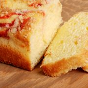 Boerencake of gevulde cake