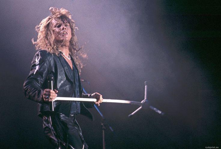 Europe – 1986