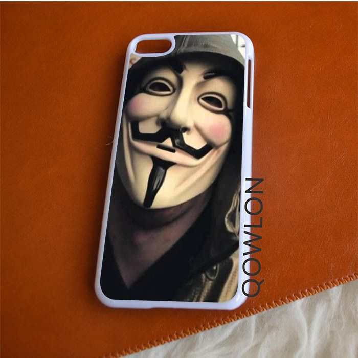 Anonymous Toulouse Nicky Romero iPod Touch 6 | 6TH GEN Case