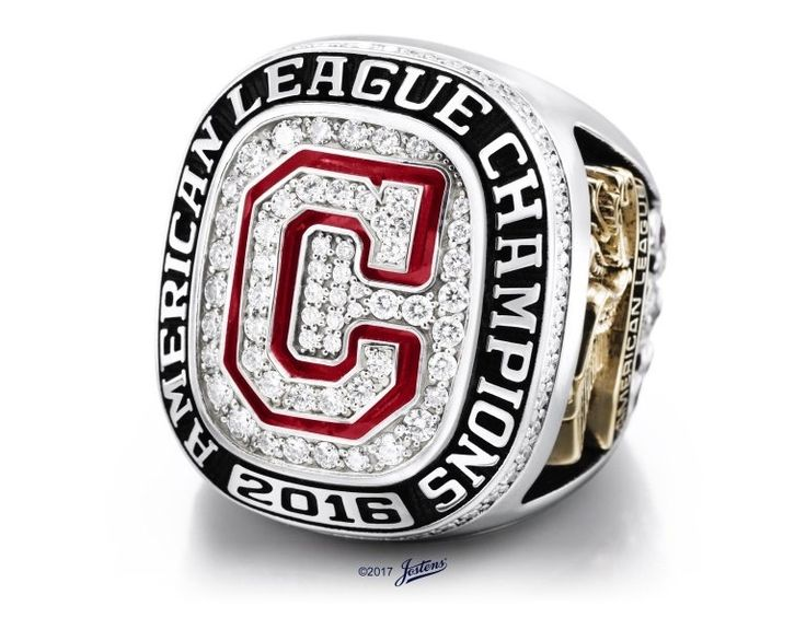 Cleveland Indians American League Championship Rings. https://www.fanprint.com/licenses/cleveland-browns?ref=5750