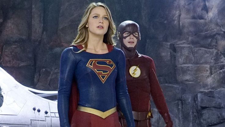 """""""Worlds Finest"""" ·      Supergirl ·                    TV     Review      Supergirl and The Flash team-up for the dawn of inspiring superheroes        · TV Club       · The A.V. Club"""