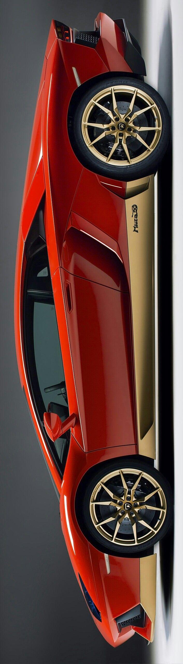 2016 Lamborghini Aventador Miura Homage Special Edition by Levon