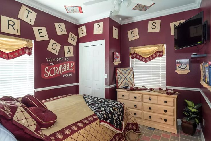 Do Not Pass Go, Do Not Collect $200 Until You Book This Board Game Themed Airbnb | ApartmentTherapy