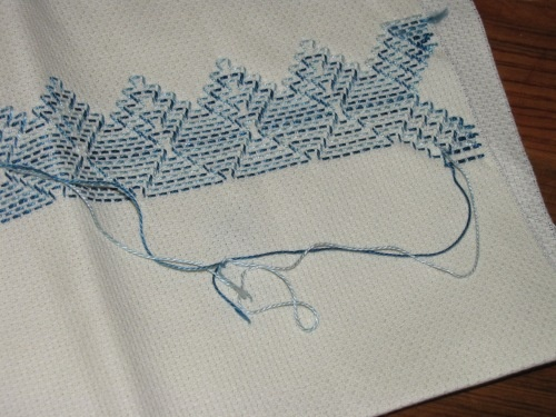 huck weaving