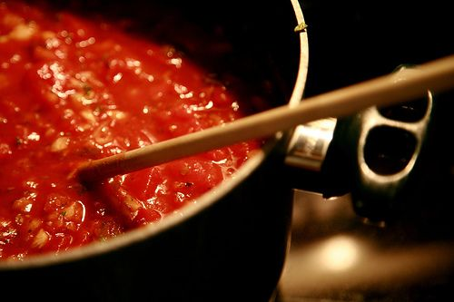 Renew Health Coaching: Low Calorie, Low Sodium Spaghetti Sauce