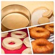 Cómo hacer donuts caseros - Recetín