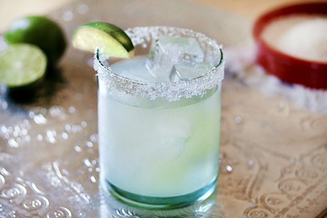 The perfect margarita recipe from Honestly Yum