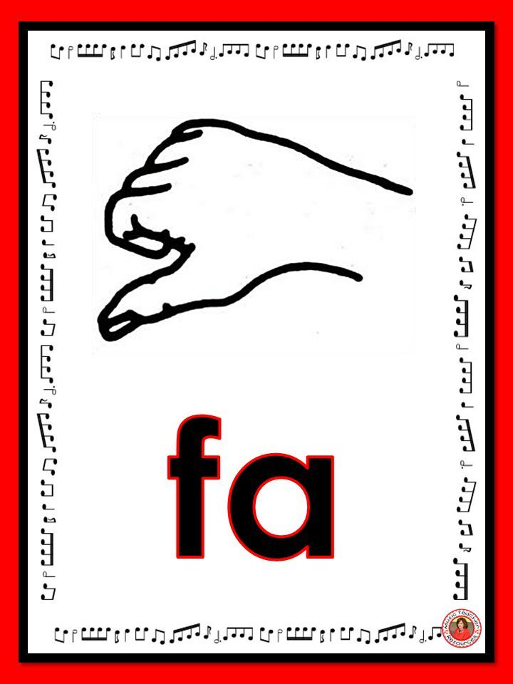 FREE download!!         Solfege Hand Sign Posters TWO SETS to choose from! PRINT and laminate for display in your classroom!          #musiceducation #musedchat