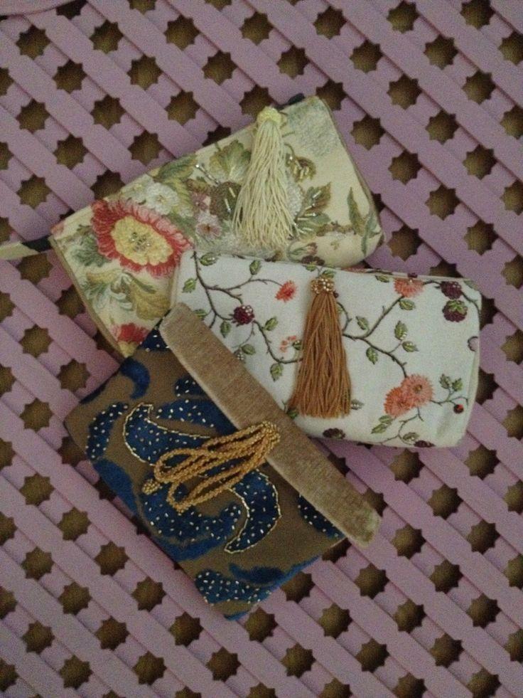 Ven a ver los nuevos bolsos hechos por La Miringa!!