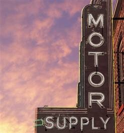 Open since 1989 motor supply co bistro brings a daily for Motor supply co menu