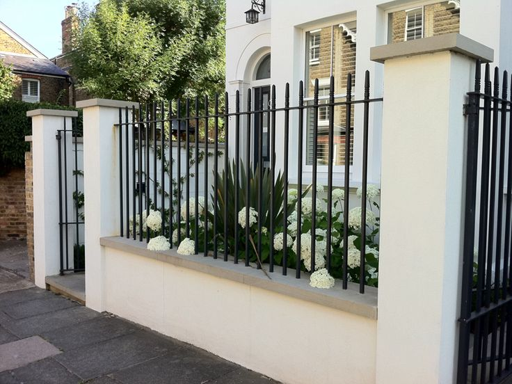 A Modern Look For A Victorian House Victorian Front Gardenvictorian