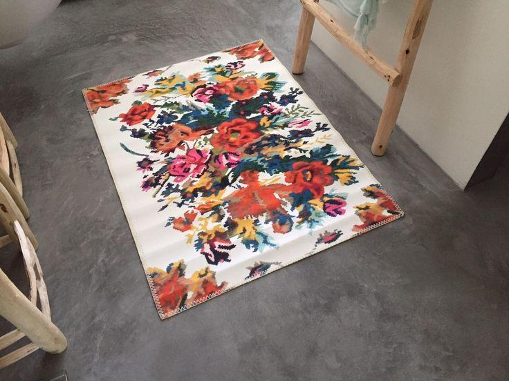 Meer dan 1000 idee u00ebn over Badmatten op Pinterest   Houten vloer badkamer, Bad verbouwen en Renovatie