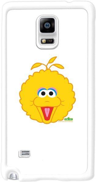 Susam Sokağı - Minik Kuş - Kendin Tasarla - Samsung Note 4 Kılıfı