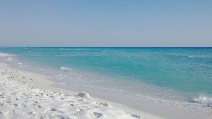 Navarre Beach, Florida...pure white beaches...Heaven on Earth