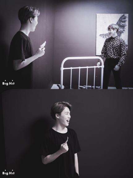 Jimin e Jungkook para Full Álbum 'WINGS' - BTS ❤