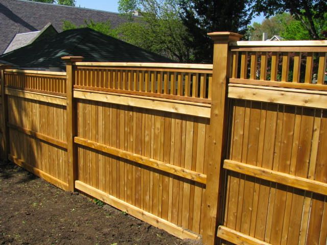 Fence Ideas Fencing Backyard Patio Trellis Fence Tuin Backyards