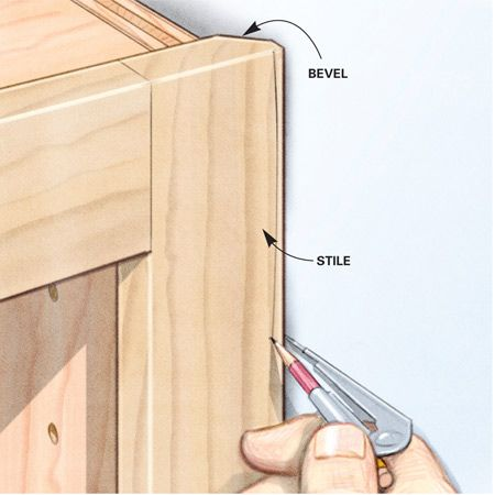 Shortcuts for Custom Built Cabinets - Article | The Family Handyman