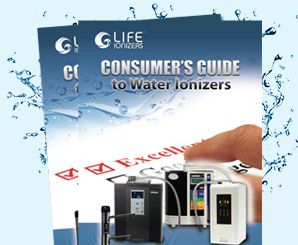 Free eBook - Benefits of Alkaline Water