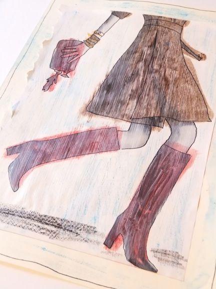 Sara Naumann Kick Start Art Journaling