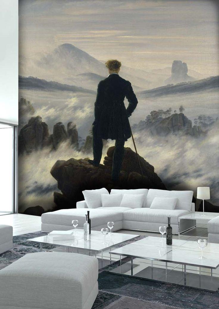 tela para paredes estampada de pvc barrisol capolavori by barrisol normalu