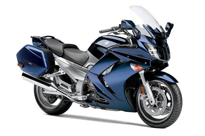 2012 Yamaha FJR1300