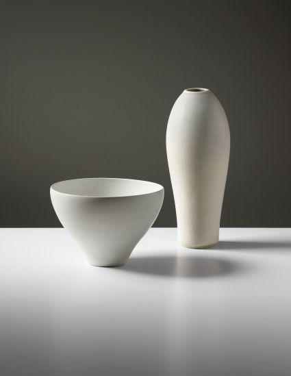 TOINI MUONA, Bowl and vase