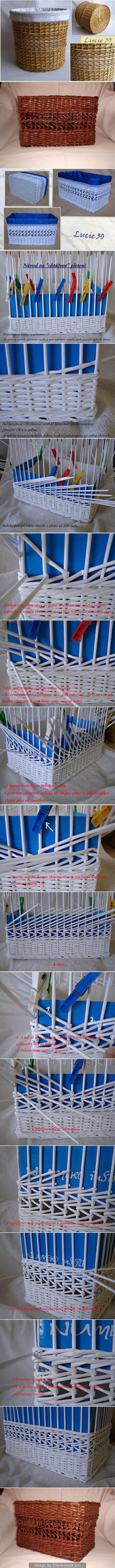 mas cestos tejidos - created via http://pinthemall.net