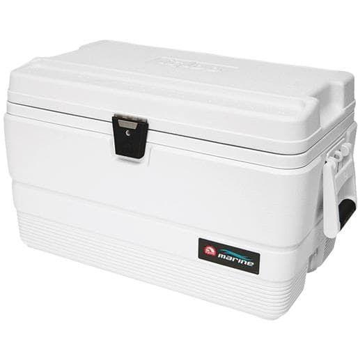 Igloo 54Qt Wht (White) Marine Cooler 44683 Unit: Each