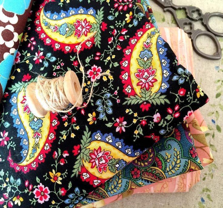 Best 25+ Paisley Fabric Ideas On Pinterest