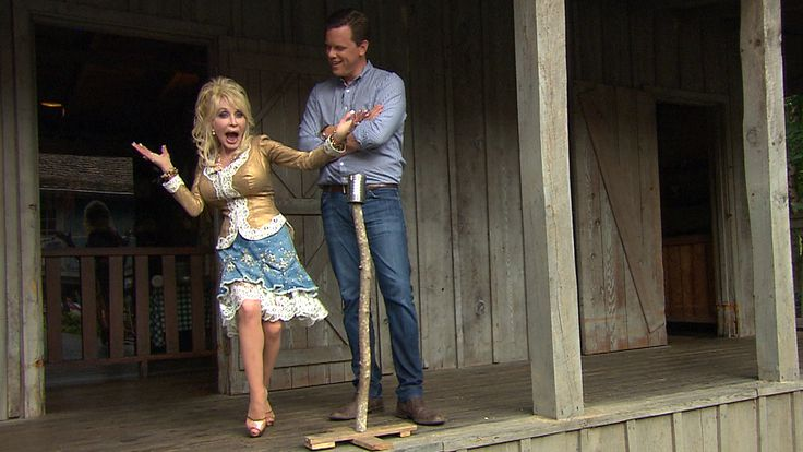 """Dollywood is supersizing.Country music singer-songwriter Dolly Parton told TODAY in an exclusive interview that aired Wednesday morning that she's expanding her Pigeon Forge, Tenn. theme park. As part of a 10-year, $300 million project, a new """"family"""" roller coaster is in the works for 2014, said Parton, with a resort hotel to follow in 2015. The add-ons will create thousands of jobs in the"""