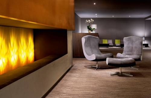 Stretch your legs and relax in one of the comfortable chairs at the **** Pullman Paris Montparnasse in Paris.