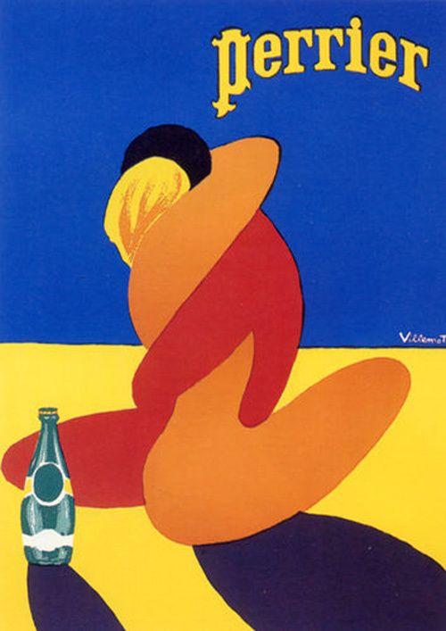 Perrier-1976-Bernard-Villemot