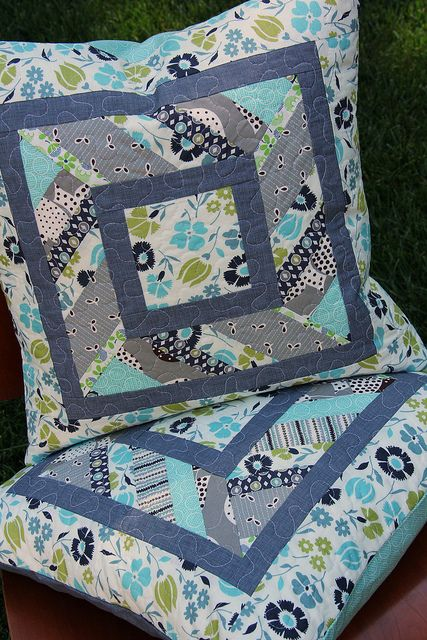 pillows - a by twinfibers, via Flickr