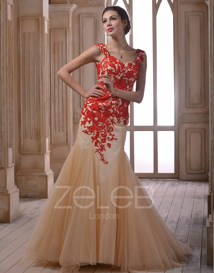 80 best images about wedding ideas on pinterest for Evening dresses for wedding reception