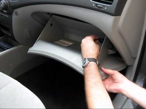 378 best cabin air filter replacement videos images on for Kia optima cabin filter