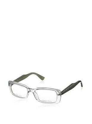 59% OFF Giorgio Armani Women's GA-943 Eyeglasses, Crystal Green/Black