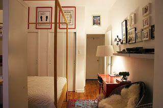 Inspirantes Idées de Décoration petit appartement