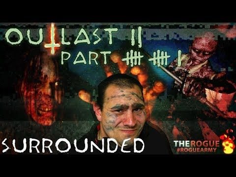 Just posted! Outlast 2 RoguePlay Part 11 - SICKNESS HERE! (Outlast II) The Rogue  https://youtube.com/watch?v=7TewqQROsiY