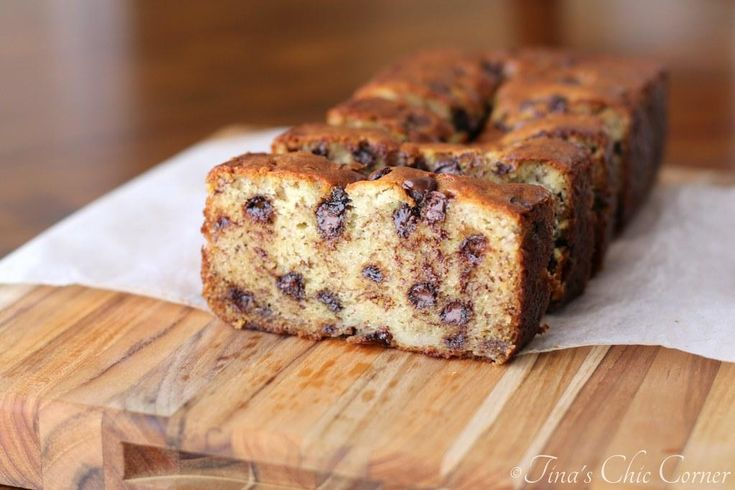 I had exactly two ripe bananas in the house. Do you know what that means? It's banana bread time... You know, like Hammer time? I used to love the song, U Can't Touch This! Who am I kidding? I ...