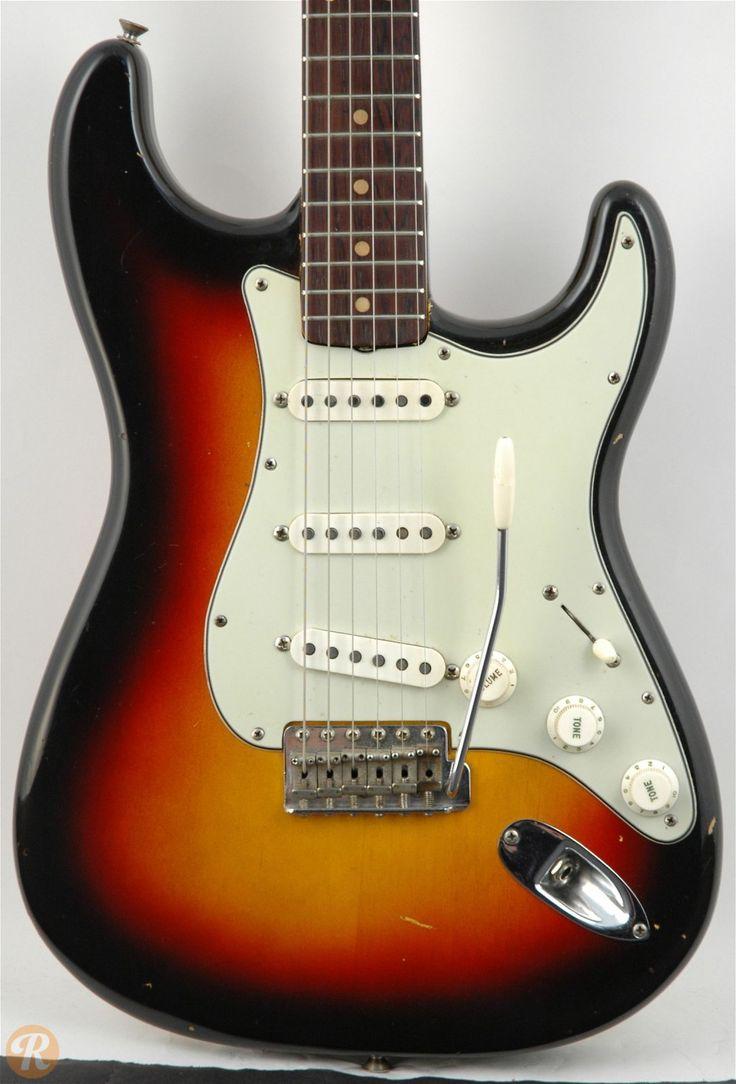 Fender Stratocaster 1962 Sunburst Price Guide | Reverb