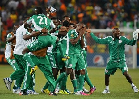 Wow! Checkout The Amount Of Money Super Eagles Players Will Each Pocket From CHAN 2018