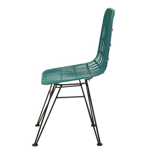 Dining Chair Teal ($295)