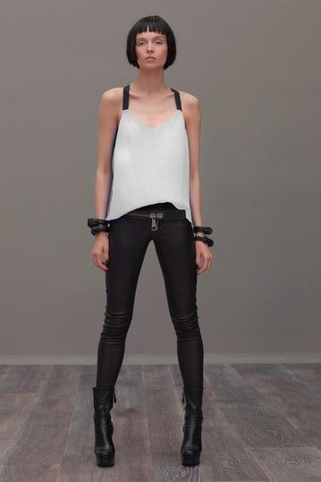 Athens Silk Tank by ALEXIS on @HauteLook