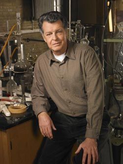 Dr. Walter Bishop played by John Noble on Fringe. One of the best TV characters ever.