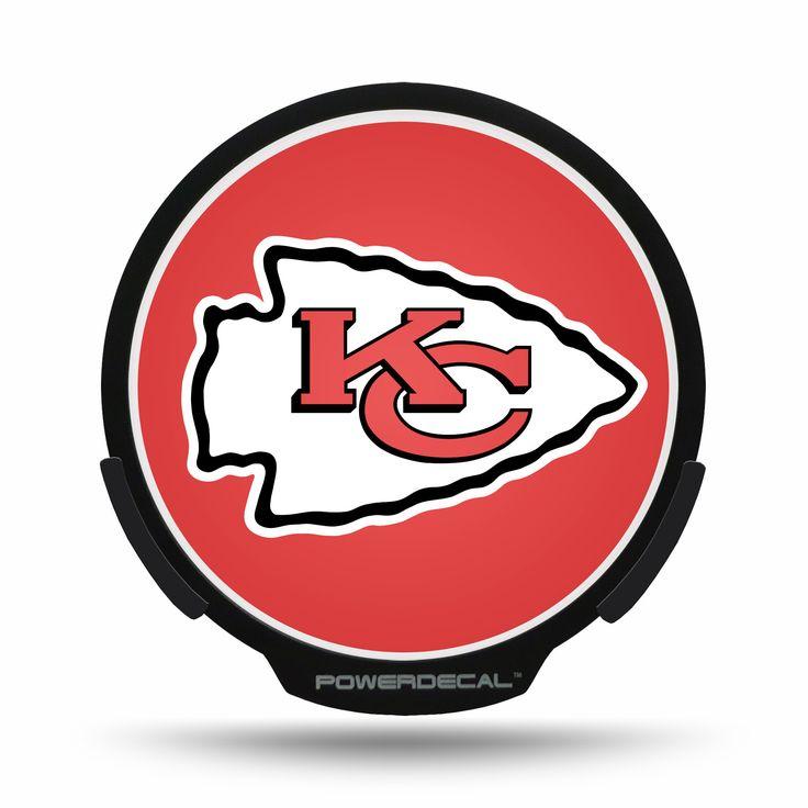 Kansas City Chiefs Power Decal
