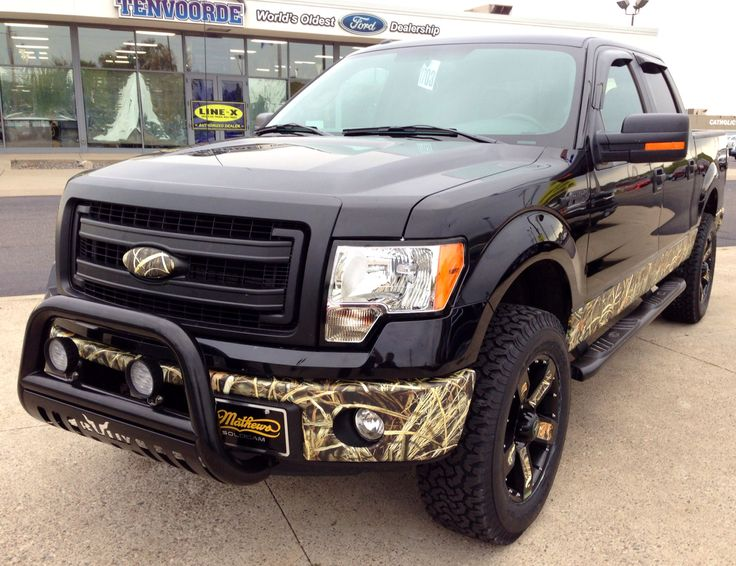 2013 F150 Camo Conversion Tenvoorde Autosport Sweet Ride Pinterest Love Love This And