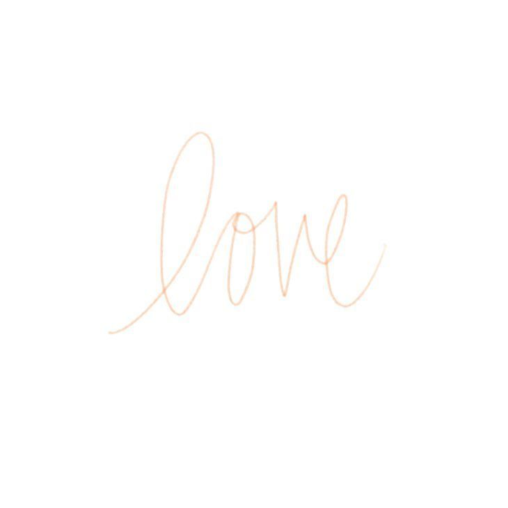 Hello February! I'm partial to this month maybe because it's my birth month but it also because it's a reminder of all the love. Spread the love this month- we need it.