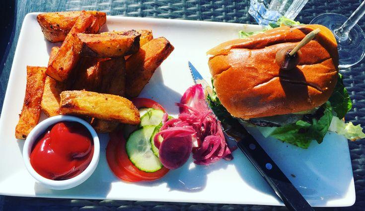 Restaurant Blue Peter - House Burger