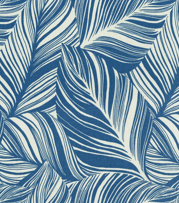 Home Dec Print Fabric-Tommy Bahama Fantasy Foilage Peninsula  19.99
